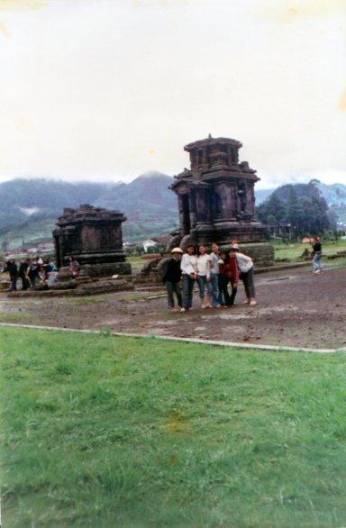 Karya Wisata SMUN 2 Bogor Kelulusan 2004 - Dataran Tinggi Dieng