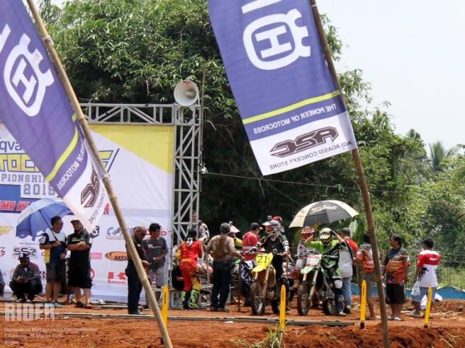Husqvarna Motocross Championship Indonesia 2015
